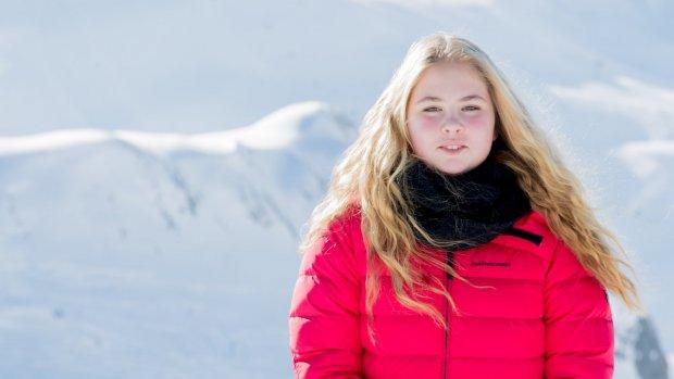 ZIEN: Amalia als levensechte Barbiepop