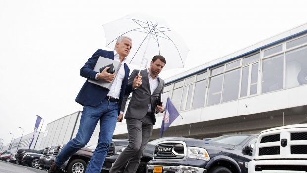Peter R. de Vries toch terug bij proces tegen Holleeder