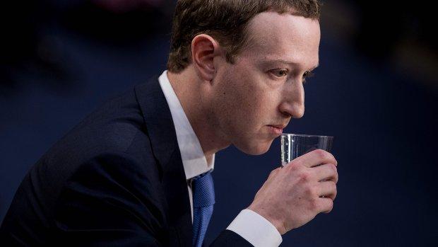 Gesprek Zuckerberg in Brussel toch openbaar