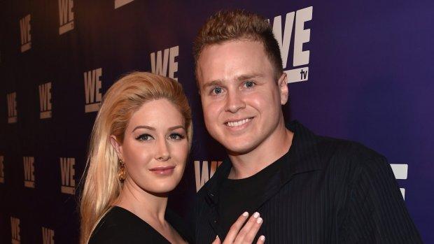 The Hills' Spencer en Heidi negen jaar getrouwd