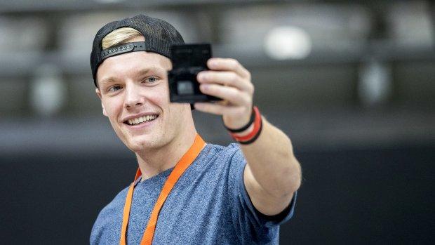 Fans bezorgd om YouTuber Enzo Knol