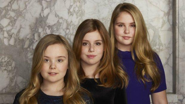 Ook prinses Ariane naar Haags gymnasium Sorghvliet