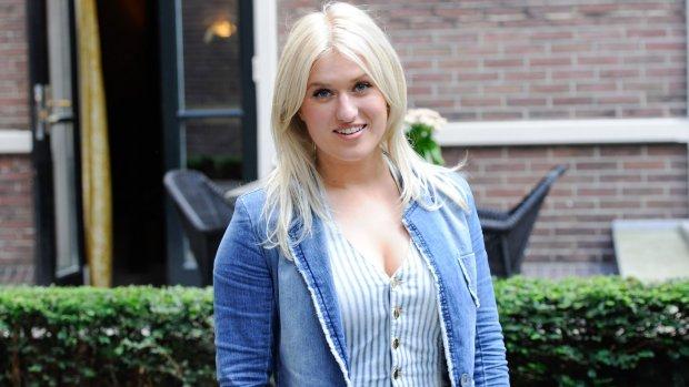 Britt Dekker aan de slag op Schiphol?