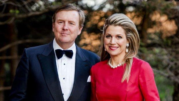 Willem-Alexander vertelt over gezondheid Koningin Máxima