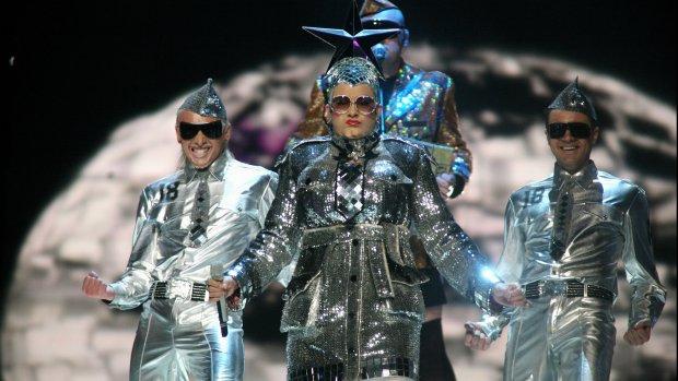 Meezingen met 13x songfestivalgekkies