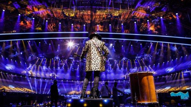 Waylon reageert op songfestivalophef