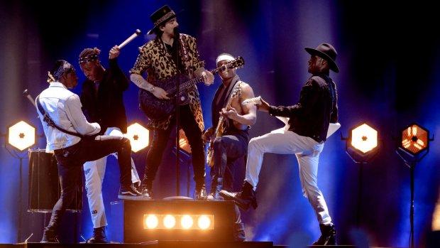 Waylon heeft tweede repetitie op songfestivalpodium