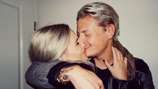 Thomas Berge weer gelukkig in de liefde