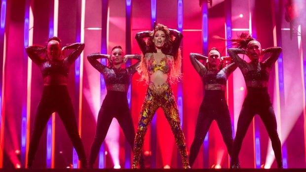 Israël niet langer gedoodverfde songfestivalwinnaar