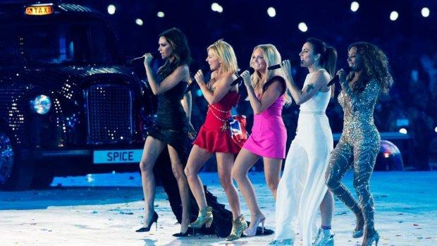 Stop de persen: Spice Girls gaan snel op tournee