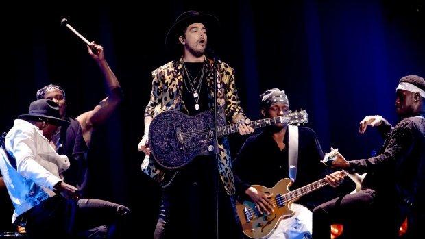 Waylon eindigt op 18de plek songfestival