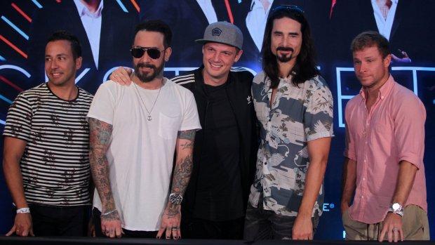 Backstreet Boys droppen nieuwe single
