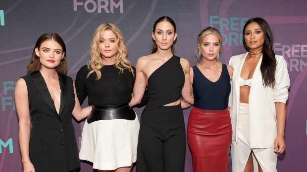 Best news ever: Pretty Little Liars spin-off is hier