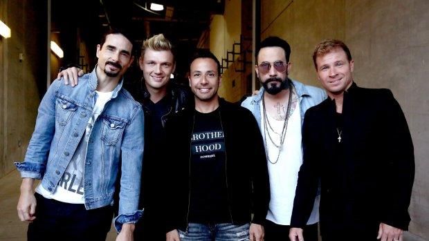 Dit is de nieuwe hit van de Backstreet Boys