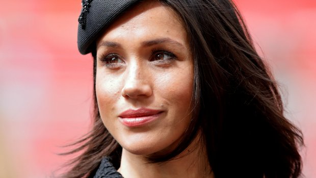 'Meghan Markle heeft verlovingsring laten vernieuwen'