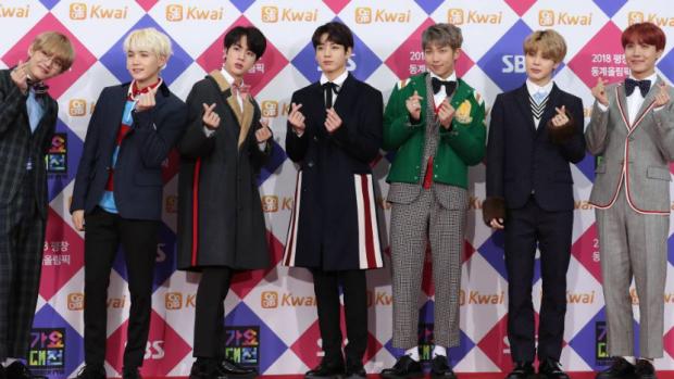 K-popband BTS komt naar Amsterdam