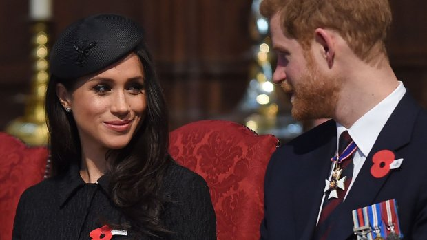 Alle speculaties over de bruidsjurk van Meghan Markle