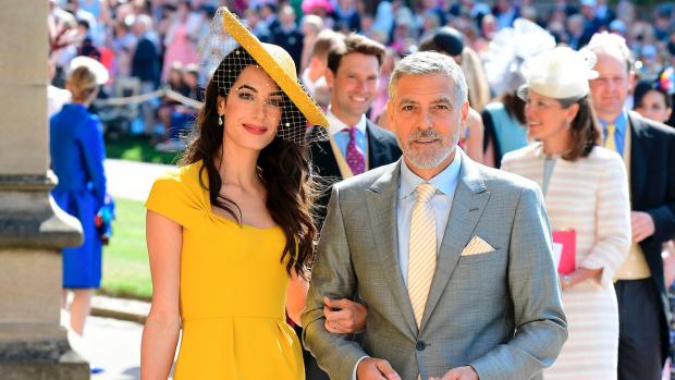 ZIEN: De celebrities komen aan op het huwelijk