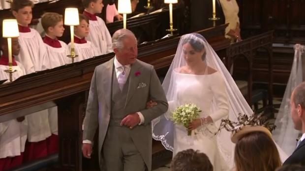 'Bruiloft Meghan en Harry kostte 36,5 miljoen euro'