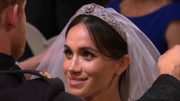 Hoogtepunten bruiloft Prins Harry en Meghan Markle