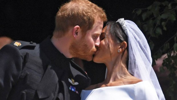 Dit gebeurde er op de Royal Wedding Party