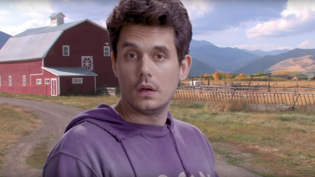 John Mayer lacht om 'nieuwe privacyregels' Instagram