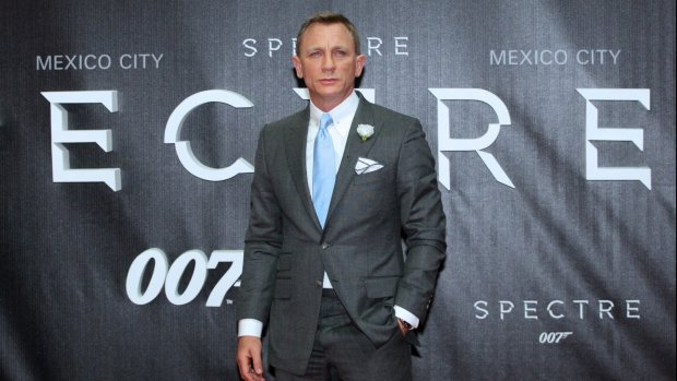 Opnames James Bond starten in december