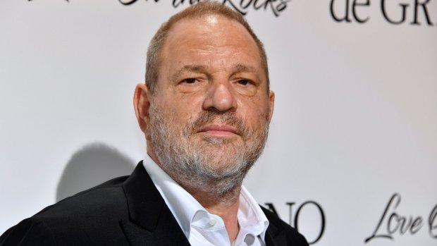 Weinstein meldt zich bij politie New York