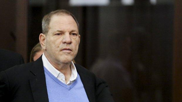 Weinstein op borgtocht vrij