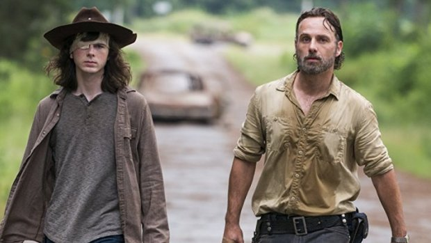 Ook in Nederland seizoen 10 Walking Dead in oktober op tv