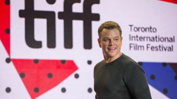 Matt Damon uit Ocean's 8 geknipt