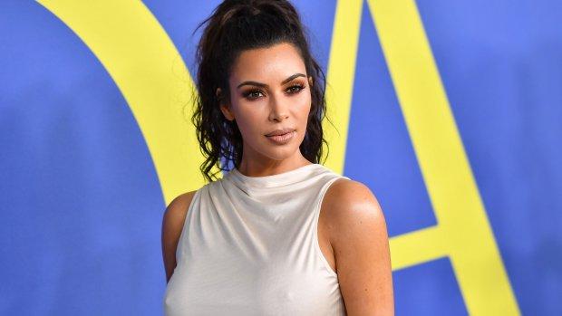 Kim Kardashian deelt eerste foto met al haar kinderen
