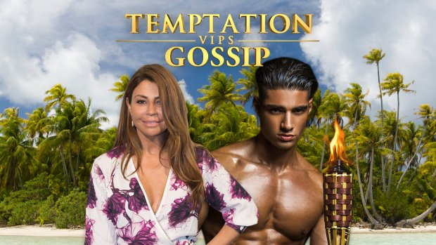 Temptation Gossip met verleider Karim (Afl. 3)