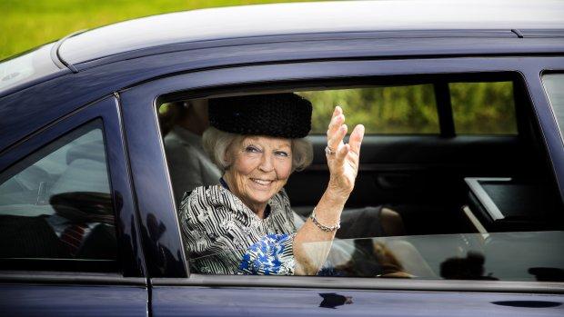 Musical in maak over Wallen-bezoek Beatrix