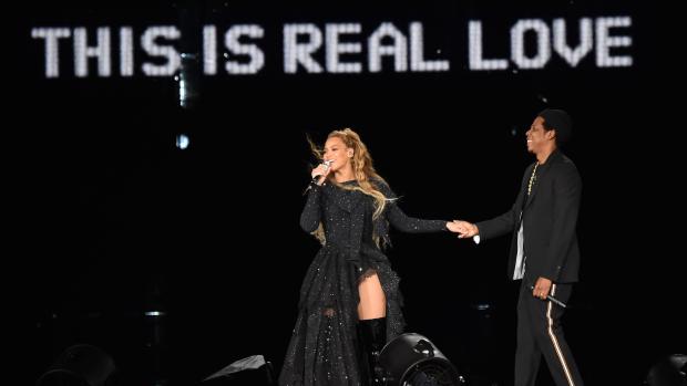 Album Beyoncé en JAY-Z alsnog op Spotify