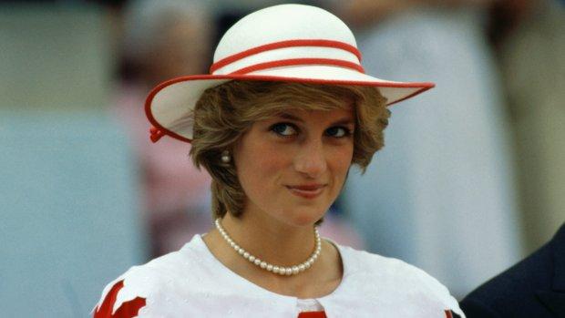 Stijlicoon Diana door de jaren heen
