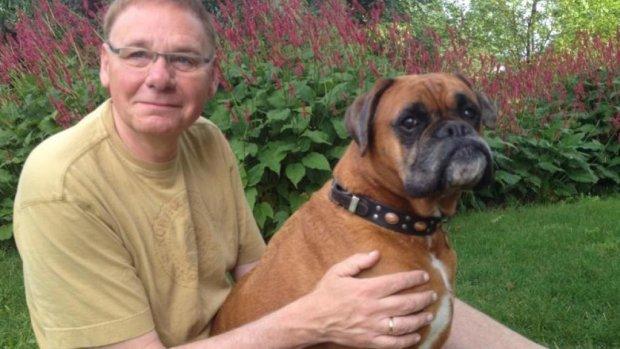 Jan de Hoop vertelt over zijn overleden hond Bob