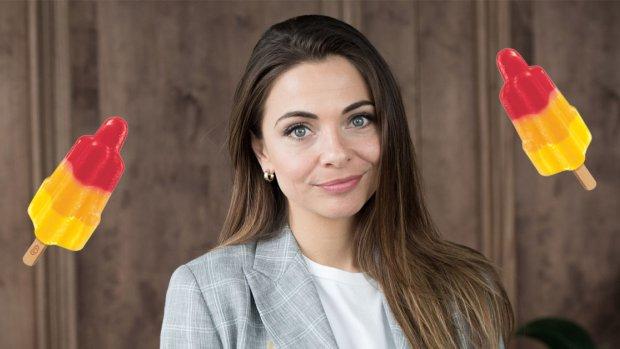 Georgina Verbaan in paniek over nieuwe raketje