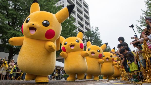 Tijd vliegt: Pokémon GO kwam 2 jaar geleden uit