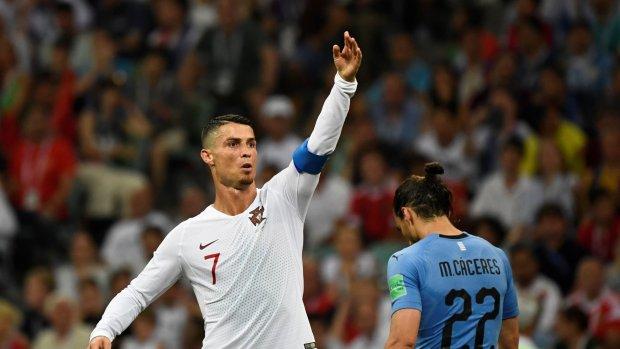 Cristiano Ronaldo verruilt Real Madrid voor Juventus