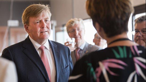 Geen zonnepanelen voor koning Willem-Alexander