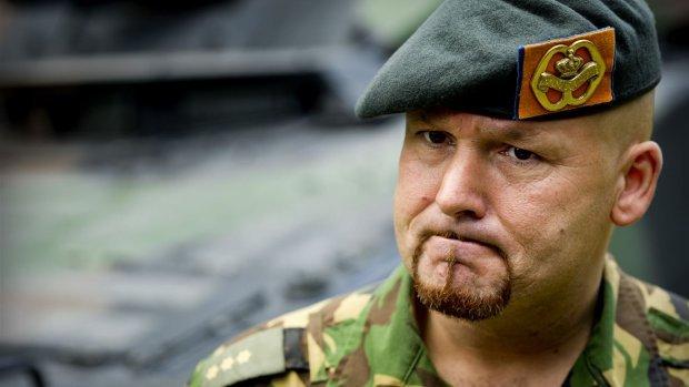 'Marco Kroon verzon verhaal over doodschieten ontvoerder'