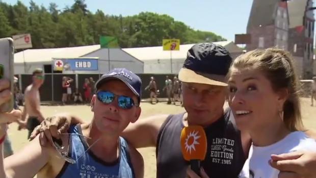 Bier drinken en motors kijken op de Zwarte Cross 2018
