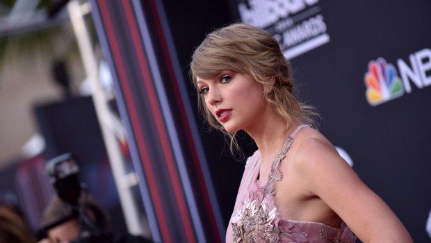 Taylor Swift de rechtszaal in voor game-app