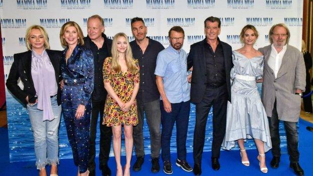 Mamma Mia: Here We Go Again! nu al bioscoophit