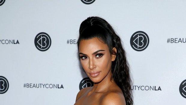 Kim Kardashian ontkent plagiaat
