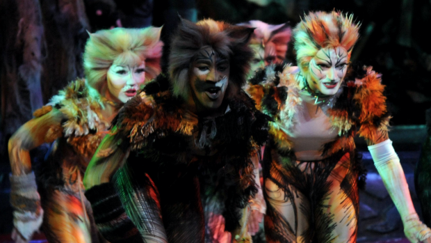 Er komt een film gebaseerd op de musical Cats