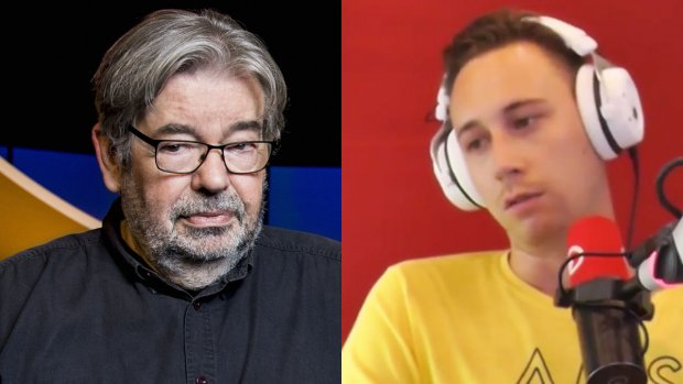 Radio-dj doet perfecte Maarten van Rossem-imitatie