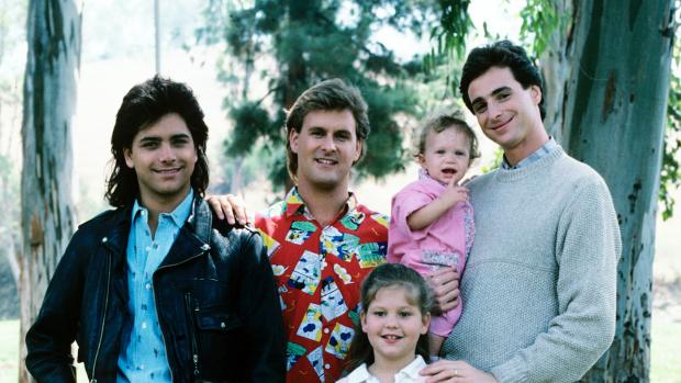 Zo ziet de cast van Full House er nu uit
