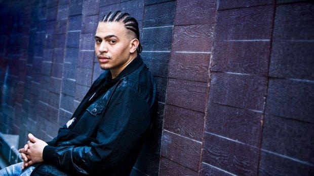 Goed nieuws: het gaat stukken beter met zoontje rapper Fresku